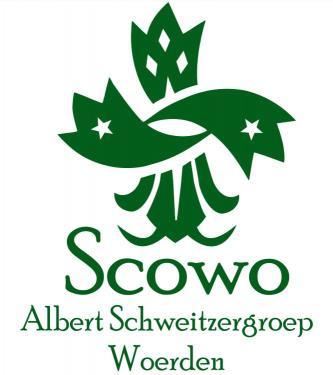 Logo Scouting Albert Schweitzergroep Woerden