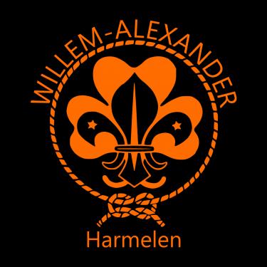 Logo Scouting Willem-Alexander Harmelen