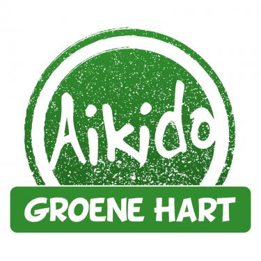 Logo Aikido Groene Hart